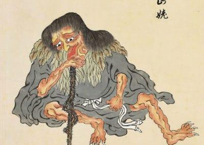 Bakemono Zukushi - le manuscrit des monstres 1800 (20)