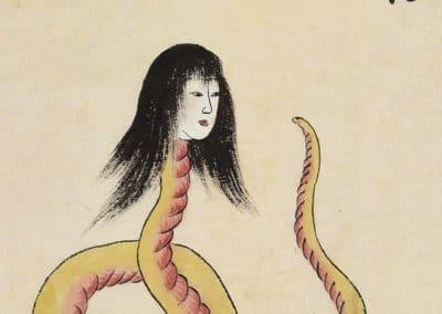Bakemono Zukushi - le manuscrit des monstres 1800 (7)