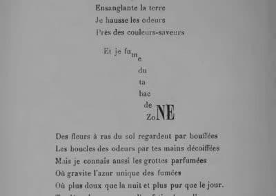 Calligrammes, poèmes de la paix et de la guerre - Guillaume Apollinaire 1918 (13)
