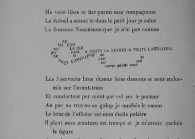 Calligrammes, poèmes de la paix et de la guerre - Guillaume Apollinaire 1918 (15)