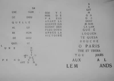 Calligrammes, poèmes de la paix et de la guerre - Guillaume Apollinaire 1918 (16)