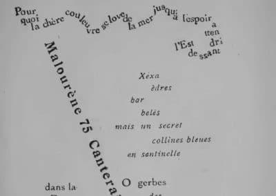 Calligrammes, poèmes de la paix et de la guerre - Guillaume Apollinaire 1918 (19)