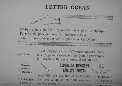 Calligrammes, poèmes de la paix et de la guerre - Guillaume Apollinaire 1918 (2)