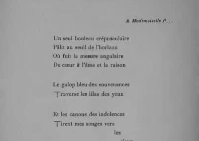 Calligrammes, poèmes de la paix et de la guerre - Guillaume Apollinaire 1918 (20)