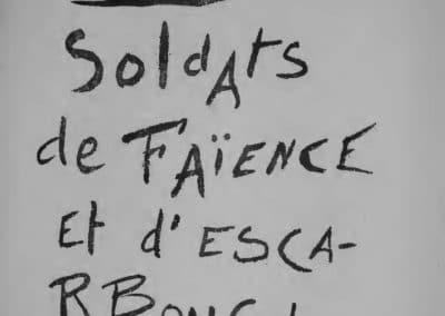 Calligrammes, poèmes de la paix et de la guerre - Guillaume Apollinaire 1918 (23)