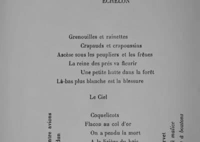 Calligrammes, poèmes de la paix et de la guerre - Guillaume Apollinaire 1918 (28)