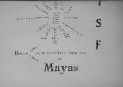 Calligrammes, poèmes de la paix et de la guerre - Guillaume Apollinaire 1918 (3)