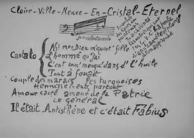 Calligrammes, poèmes de la paix et de la guerre - Guillaume Apollinaire 1918 (31)