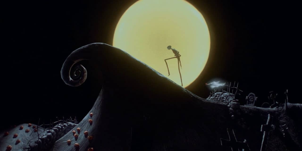 L'étrange Noël de Monsieur Jack – Tim Burton