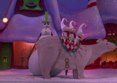 L'étrange Noël de Monsieur jack - Tim Burton 1994 (16)