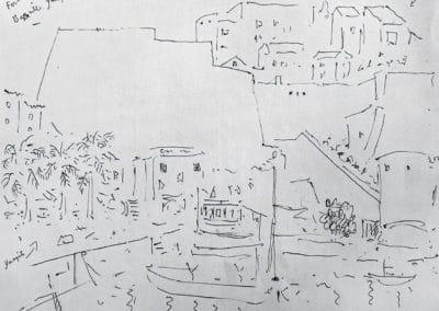 La croisière des émeraudes - Jean Cocteau 1957 (2)