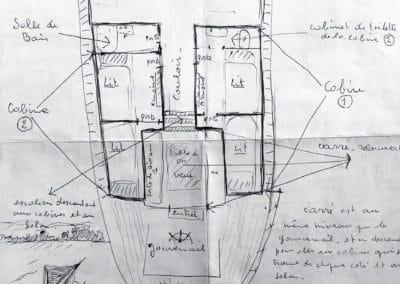 La croisière des émeraudes - Jean Cocteau 1957 (4)