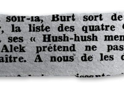 La croisière des émeraudes - Jean Cocteau 1957 (9)