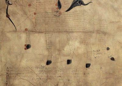 Les calligrammes du manuscrit d'Aratea 820 (1)
