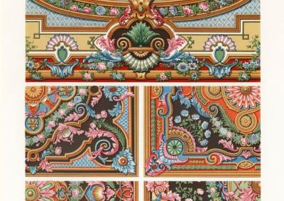 L'ornement polychrome - Albert Racinet 1869 (10)