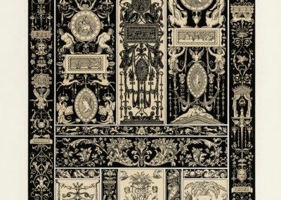 L'ornement polychrome - Albert Racinet 1869 (11)