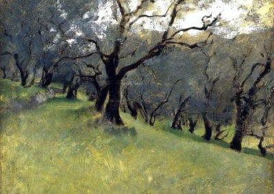 Olive Trees - John Singer Sargent (1878)