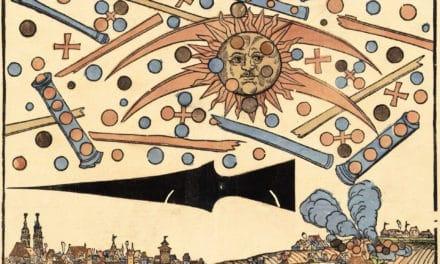 Phénomène céleste de Nuremberg – Hans Glaser