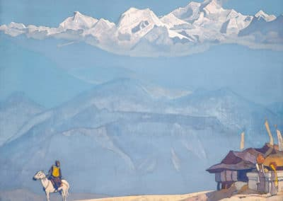 Remember - Nicholas Roerich (1924)