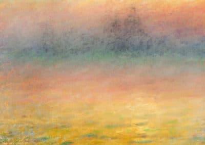 Vue de Venise - Émile Claus (1877)