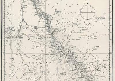 La grande barrière de corail - William Saville-Kent 1893 (1)