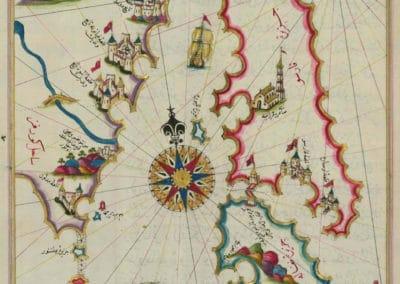 Le Kitab-ı Bahriye - Piri Reis 1521 (14)