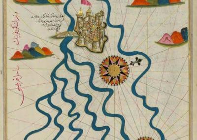 Le Kitab-ı Bahriye - Piri Reis 1521 (5)