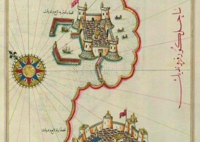 Le Kitab-ı Bahriye - Piri Reis 1521 (7)