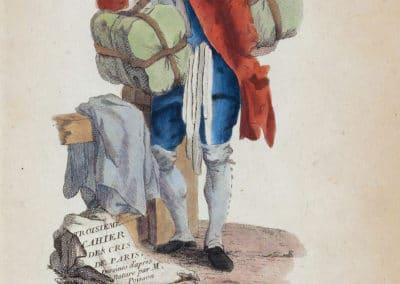 Les cris de Paris - Michel Poisson 1774 (12)