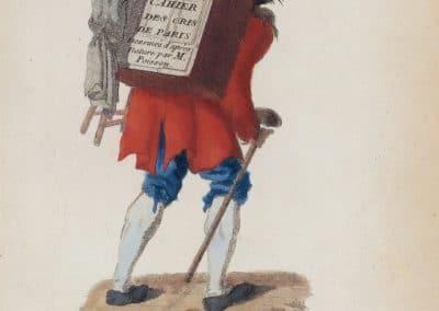 Les cris de Paris - Michel Poisson 1774 (18)