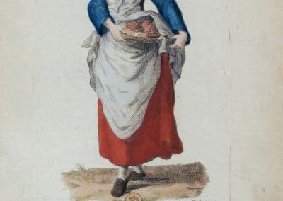 Les cris de Paris - Michel Poisson 1774 (2)