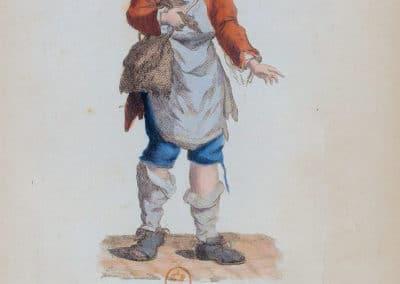Les cris de Paris - Michel Poisson 1774 (20)