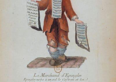 Les cris de Paris - Michel Poisson 1774 (30)