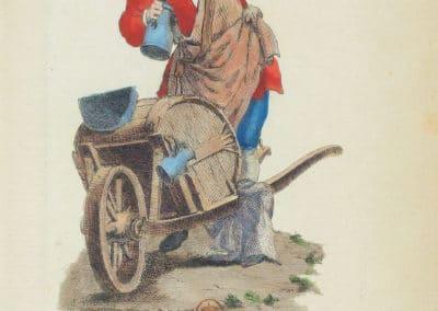 Les cris de Paris - Michel Poisson 1774 (38)