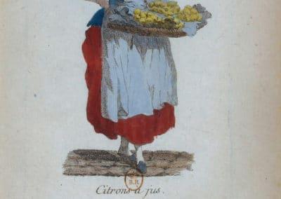 Les cris de Paris - Michel Poisson 1774 (41)