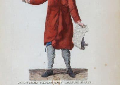 Les cris de Paris - Michel Poisson 1774 (42)