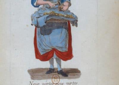 Les cris de Paris - Michel Poisson 1774 (43)
