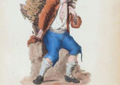 Les cris de Paris - Michel Poisson 1774 (5)