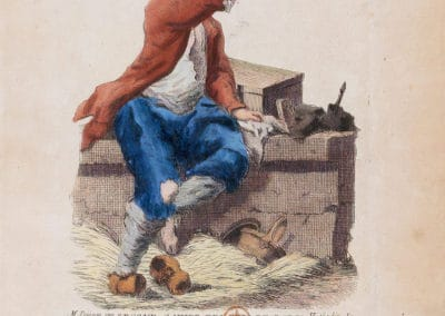 Les cris de Paris - Michel Poisson 1774 (7)