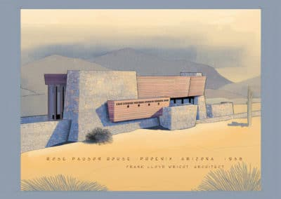 Rose Pauson House - Frank Lloyd Wright 1939 (3)