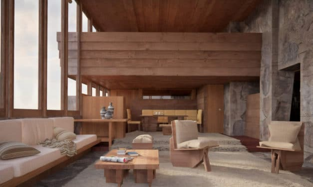 Rose Pauson House – Frank Lloyd Wright