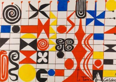 Untitled - Alexander Calder (1971)