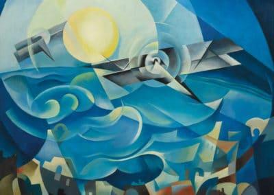 Vessel - Tullio Crali (1932)