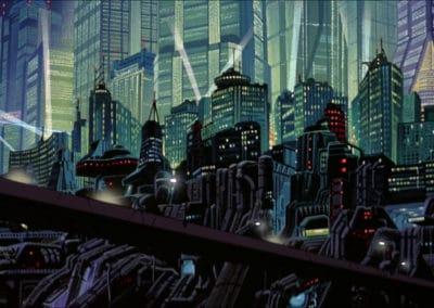 Akira - Katsuhiro Ôtomo 1988 (11)