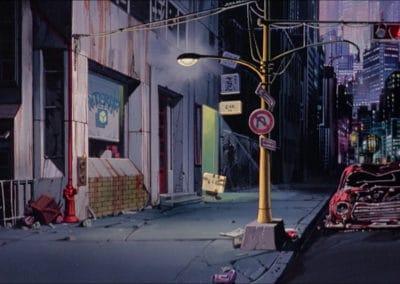Akira - Katsuhiro Ôtomo 1988 (2)