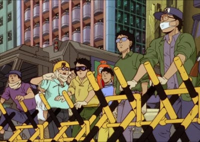 Akira - Katsuhiro Ôtomo 1988 (25)
