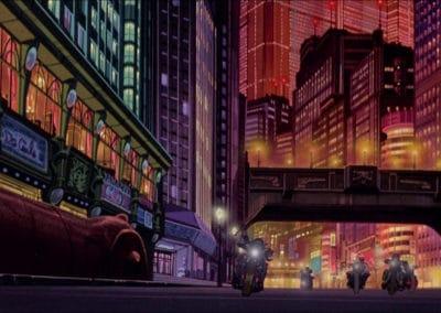 Akira - Katsuhiro Ôtomo 1988 (4)