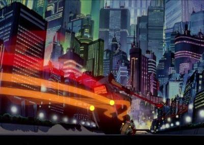 Akira - Katsuhiro Ôtomo 1988 (7)