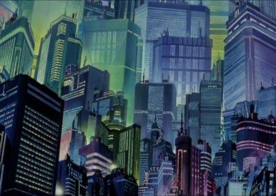 Akira - Katsuhiro Ôtomo 1988 (8)