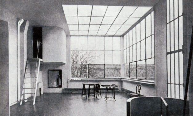Atelier Ozenfant – Le Corbusier